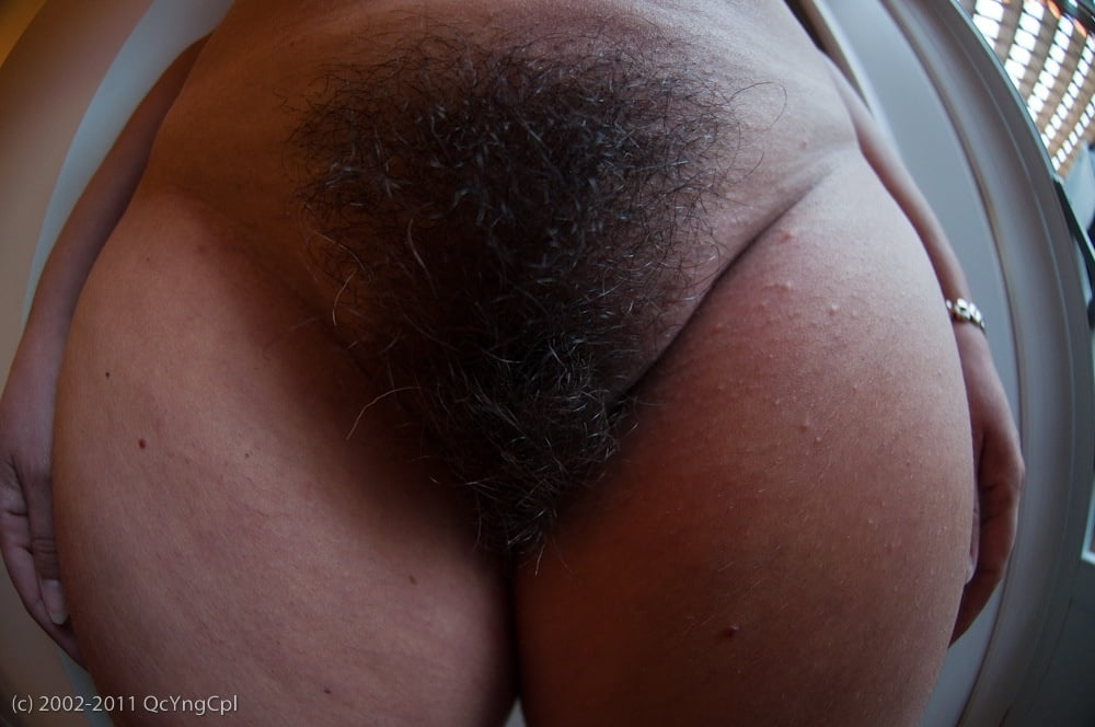dirty hairy pussy and cock