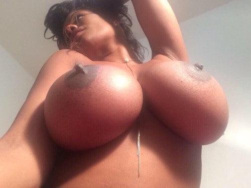 Ebony Boobs