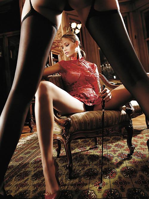 Mistress...