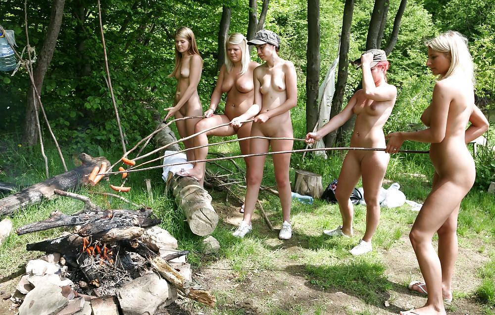 Naked Swedish