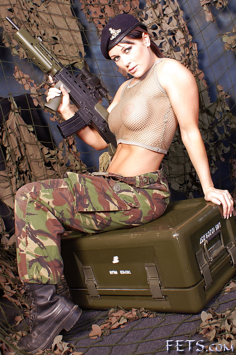 sexy military girls in uniform 1