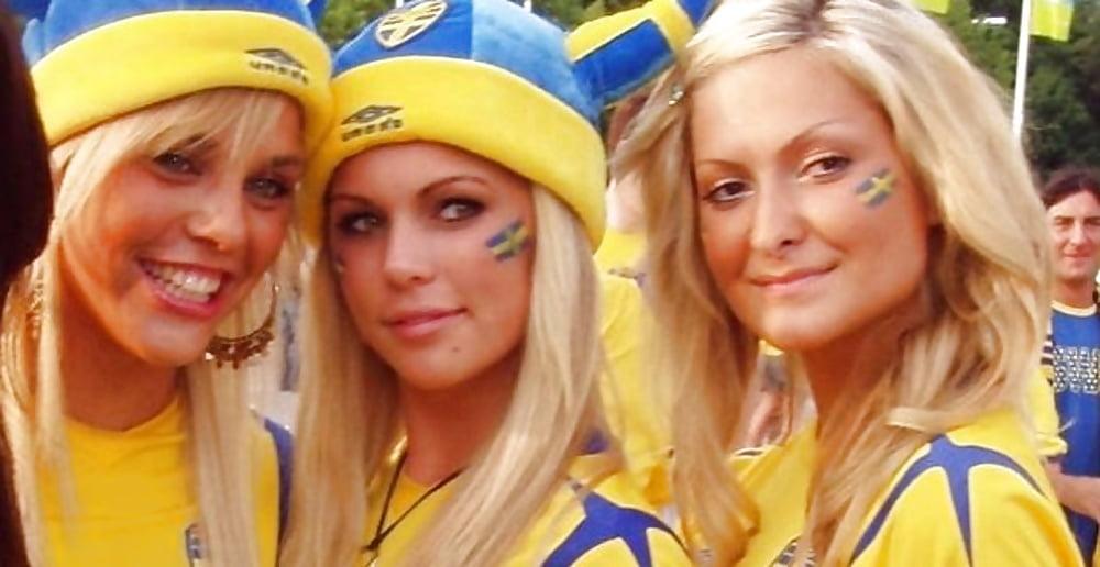 Swedish Goddesses