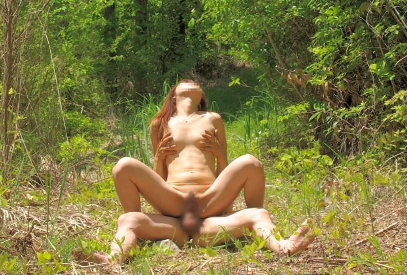 Outdoor sex