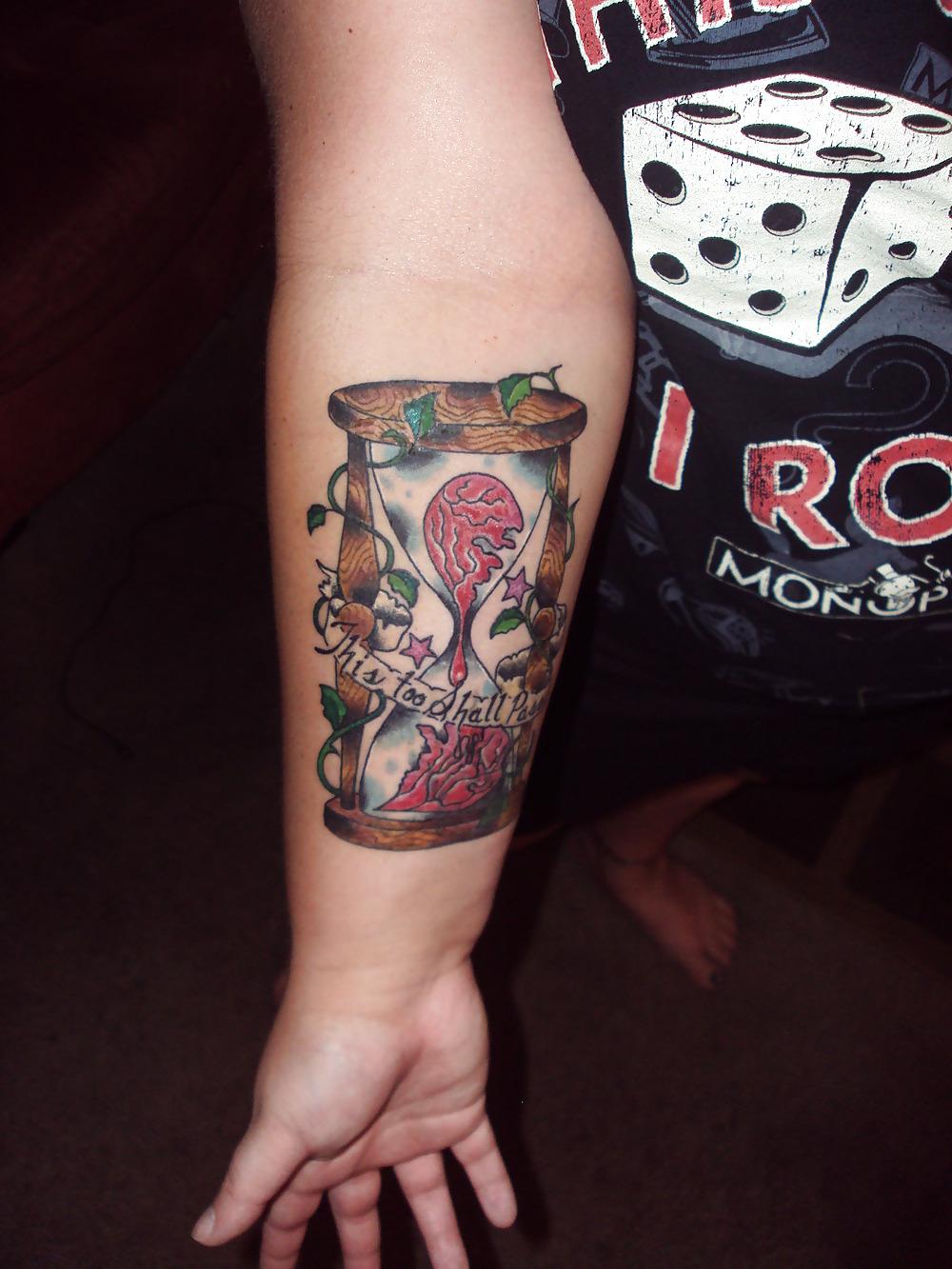 Tattoos. ...