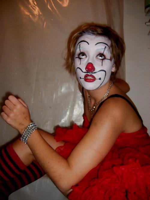 Just Clowning Around :P