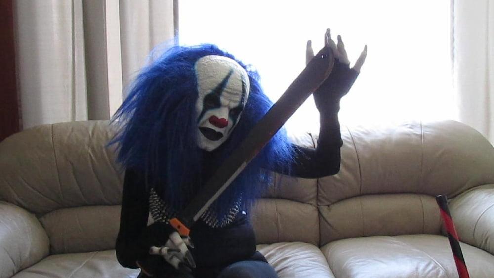 New Clown mask...